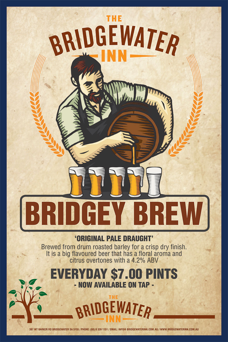 BridgeyBrew 23 5 18