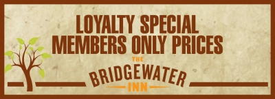 LOYALTY CUSTOMERS SPECIALS